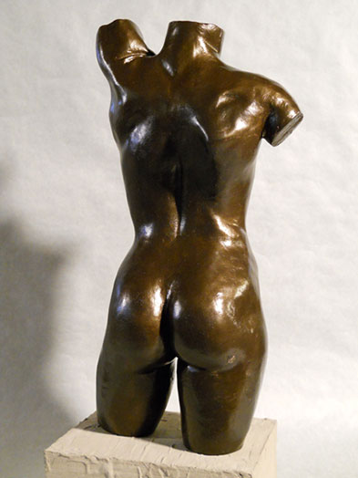 "Female Torso 4 ""Figures"""