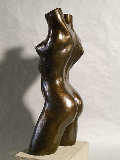 "Female Torso 3 ""Figures"""