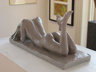 "Reclining Nude 2 ""Figures"""