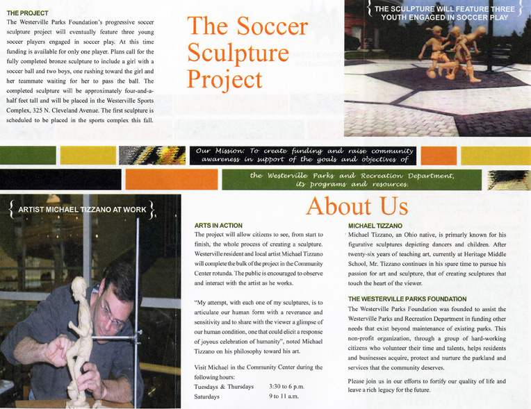 The Soccer Sculpture Project