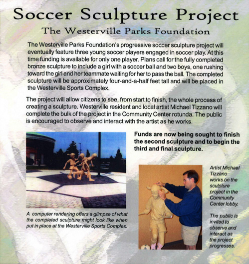 The Soccer Sculpture Project article 2